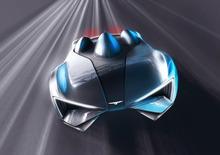 Techrules GT96, a Ginevra l'hypercar elettrica firmata Giugiaro