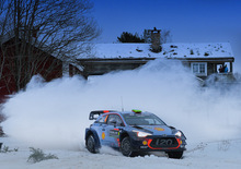 WRC con Hayden Paddon: Svezia
