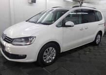 Volkswagen Sharan 2.0 TDI DSG Highline BlueMotion Technology del 2013 usata a Torino