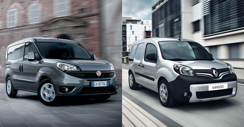 Quale comprare, Confronto: Fiat Doblò Cargo 1.3 Mjt Vs Renault Kangoo Express 1.5 dCi