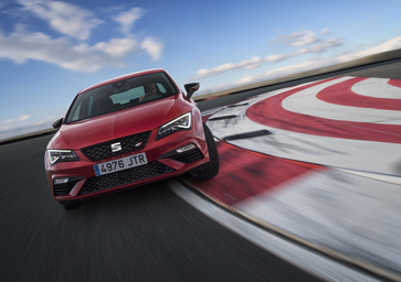 Seat Leon Cupra [Video primo test]