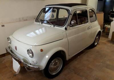 500 L d'epoca del 1971 a Mantova d'epoca