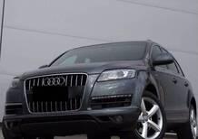 Audi Q7 3.0 V6 TDI 240 CV clean diesel quattro tiptronic del 2010 usata a Rescaldina