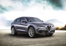 Alfa Romeo Stelvio (2017->>)