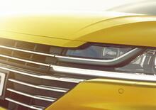 Volkswagen Arteon, i primi teaser