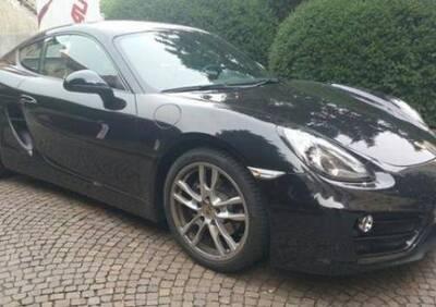 Porsche Cayman 3.4 S Black Edition del 2007 usata a Milano usata