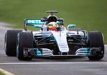 Formula 1 2017: Mercedes svela la W08