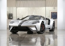 """Ford GT Competition Series, la GT in versione """"light"""""""
