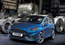 Ford Fiesta ST 2017: 3 cilindri da 200 CV! [Video]