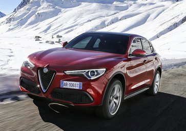 Alfa Romeo Stelvio, la prova: diesel e benzina a confronto [Video primo test]
