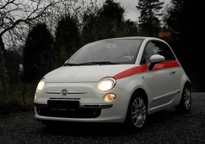Fiat 500 Cabrio 1.2 Lounge del 2009 usata a Petriolo usata