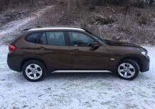 BMW X1 sDrive18d del 2011 usata a Roma