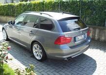 BMW Serie 3 Touring 320d cat  Futura del 2009 usata a Belluno