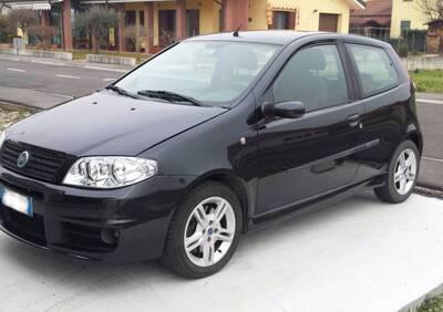 Fiat Punto 1.9 Multijet 3 porte HGT del 2003 usata a Canda usata