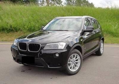 BMW X3 xDrive20d del 2011 usata a Varese Ligure usata