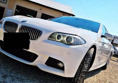 BMW Serie 5 520d Efficient Dynamics del 2012 usata a Poggiodomo usata