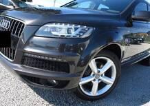 Audi Q7 3.0 V6 TDI 245 CV quattro tiptronic del 2013 usata a Norcia