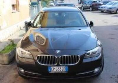 BMW Serie 5 Touring 520d  Futura del 2013 usata a Livorno usata
