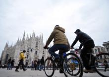 Milano, stop alle auto più inquinanti dal 26 febbraio