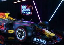 Formula 1 2017, Red Bull presenta la RB13