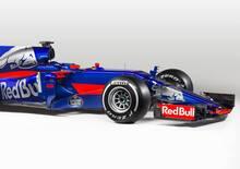 Formula 1 2017, Toro Rosso svela la STR12