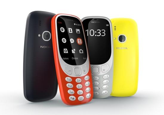 Nokia 3310: l'operazione revival che sa tanto di automobile