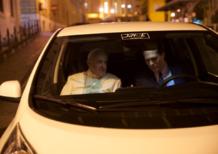 Una Nissan Leaf come omaggio al Papa