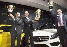 La nuova Mercedes Classe C è World Car of the Year 2015