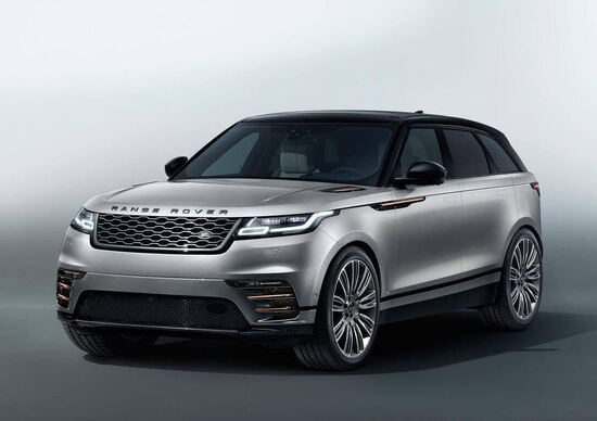 Range Rover Velar, il fratello