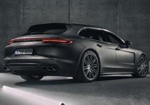 Porsche Panamera Sport Turismo al Salone di Ginevra 2017 [Video]