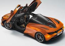 McLaren 720S, ecco la prima immagine ufficiale