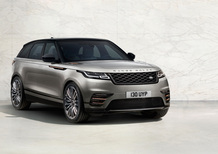 Range Rover Velar, debutto al Salone di Ginevra 2017 [Video]
