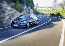 Mercedes CLA Shooting Brake, un'auto alla Settimana della Moda