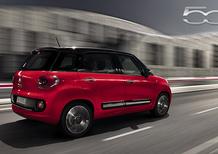 Fiat 500L offerta a 14500 euro