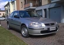 Honda Civic 1.4i 16V cat 3 porte New Age del 1998 usata a Colorno
