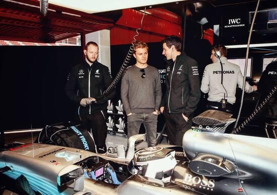 Formula 1: la nuova vita di Nico Rosberg