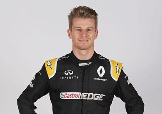F1, Hulkenberg: «Renault? Un grosso passo in avanti per me»