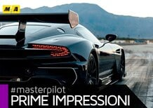 Aston Martin Vulcan [Video prime impressioni]