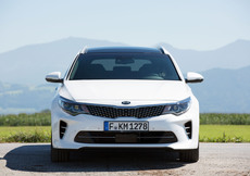 Kia Optima Sport Wagon