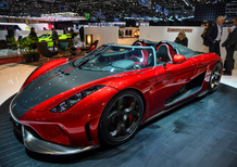 Koenigsegg al Salone di Ginevra 2017 [Video]