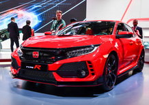 Honda al Salone di Ginevra 2017 [Video]