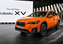 Subaru al Salone di Ginevra 2017 [Video]