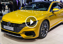 Volkswagen Arteon, la videorecensione al Salone di Ginevra 2017 [Video]
