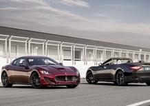 Maserati GranTurismo e GranCabrio, le Special Edition al Salone di Ginevra 2017