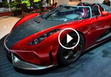 Koenigsegg Regera, la videorecensione al Salone di Ginevra 2017 [Video]
