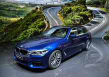 BMW Serie 5 Touring, la videorecensione al Salone di Ginevra 2017 [Video]