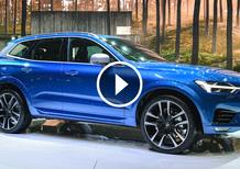 Nuova Volvo XC60, la videorecensione al Salone di Ginevra 2017 [Video]