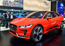 Jaguar al Salone di Ginevra 2017 [Video]