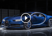 Bugatti Chiron, la videorecensione al Salone di Ginevra 2017 [Video]