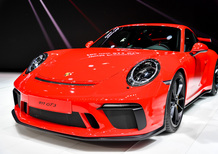 Porsche 911 GT3 restyling, la videorecensione al Salone di Ginevra 2017 [Video]